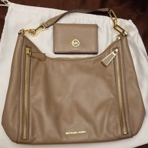 MICHAEL KORS  Dune Matilda shoulder bag